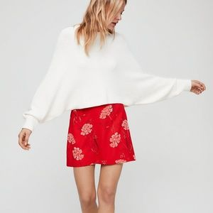 Aritzia Wilfred Renee Skirt NWT